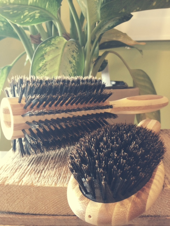 Boar Bamboo Brushes - $17.50/$21.50