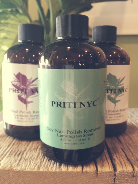 Priti NYC Assorted Polish Removers - $23.50
